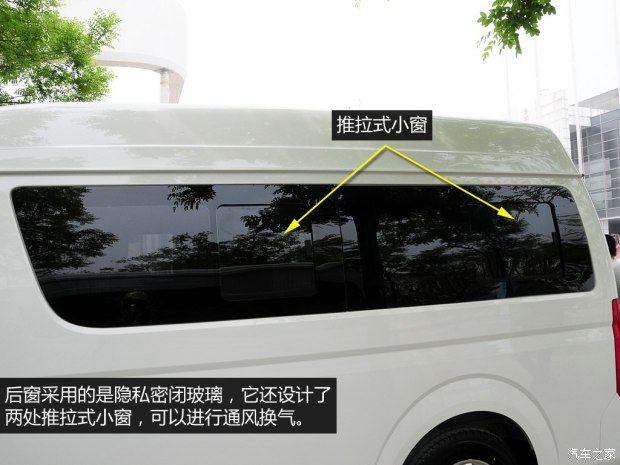 福田福田汽车风景g72014款 2.0l经典版短轴中高顶486eqv4