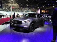 2014巴黎车展:英菲尼迪发布QX70 S