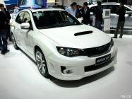售49.80万 翼豹2014款WRX STI正式上市
