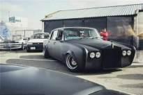 心在滴血!这是一台被玩坏的劳斯莱斯老爷车