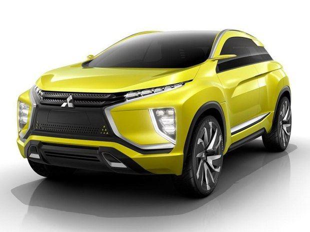 三菱(进口) 三菱eX 2016款 concept