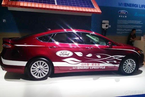 福特Fusion插电混动版