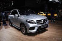 2016北京车展:奔驰GLE500e售119.8万