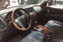 新款英菲尼迪QX80上市 售价119.8万元