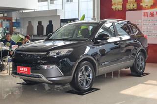 推荐手动挡中配车型 2017款猎豹CS10购车手册