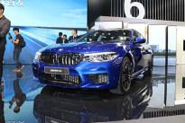 全新宝马M5开启量产 将于明年一季度在华上市