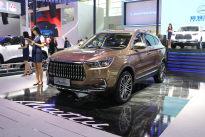 时尚潮流代表作  全新猎豹迈途北京车展图解