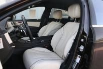 最豪华的混动轿车奔驰S 550 e