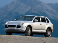 SUV中的911:保时捷卡宴车系历史