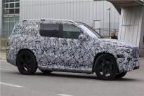 旗舰级SUV迈巴赫GLS谍照曝光,平行进口能否率先引进?