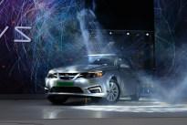 基于萨博凤凰平台打造 国能汽车93开启预售