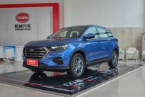 外观更犀利 斯威G01 F车型将广州车展上市