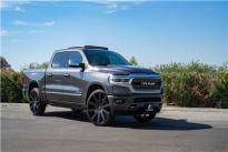 奥尼尔已提到2019款限量Ram 1500,26寸轮胎太霸气