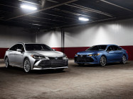 或将搭载两款动力系统 一汽丰田亚洲龙今夜发布