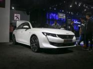 延续海外版风格 标致全新508L广州车展首发