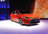 继续专注运动化设计 全新一代广汽丰田雷凌车展图解
