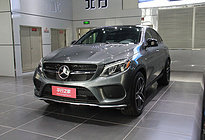 豪华且矫健 AMG GLE 43 4MATIC Coupe