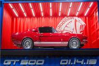 野马谢尔比GT500回归倒计时:2019年1月亮相底特律!