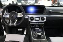 越野车中的信仰  19款欧规奔驰G63图解