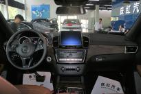 德系豪华SUV  奔驰GLS450实拍图解