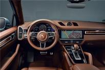 全新保时捷Cayenne S Coupe秋季上市,海外售价89,850起
