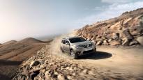 15万能开回家的硬派SUV,体验中东版雷诺Duster